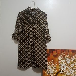 New Mudpie Dress or Long Tunic Top